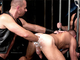 Gay Porn from Club Inferno Dungeon videos