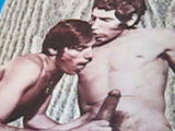Gay Porn from Vintage Bareback videos