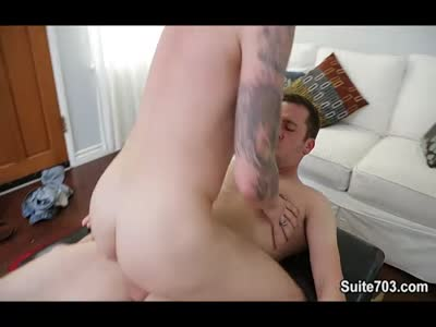 Guy Takes Married Cock