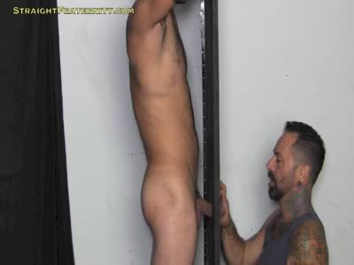 Teddy At The Gloryhole