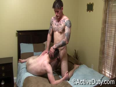 Jason And Liam Oral