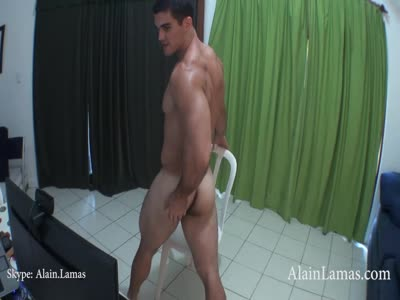 Hot Latino Hairy Assho