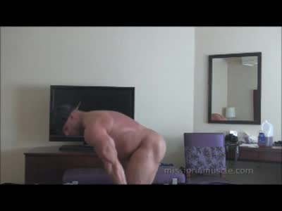 Muscle Guys Jerking Of