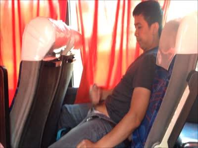 Pinoy Jakol Sa Bus