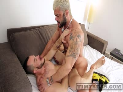 Rogan Richards And Tom