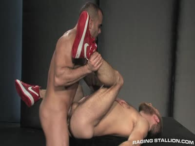 Damien Crosse And Shaw