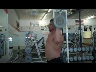 Big Muscle Hunk