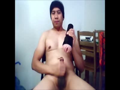 Hot Pinoy Jerking Off