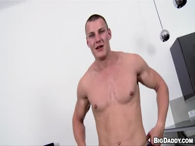 Big Man Takes A Dick I