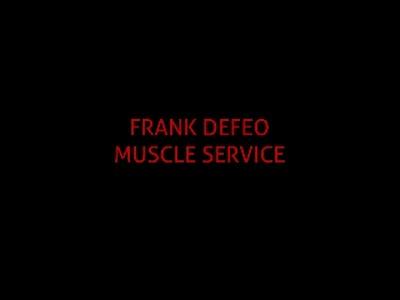 Muscle Hunk Butt