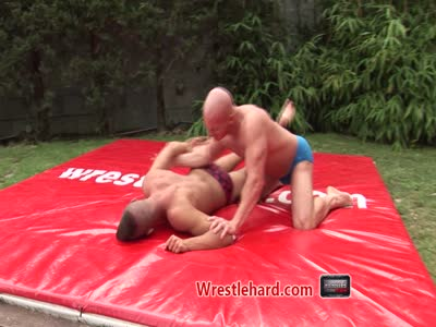 Wrestlehard Gay Wrestl