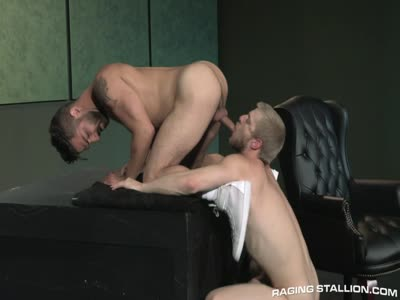 Logan Stevens And Adam