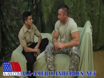 Sergeant Aaron