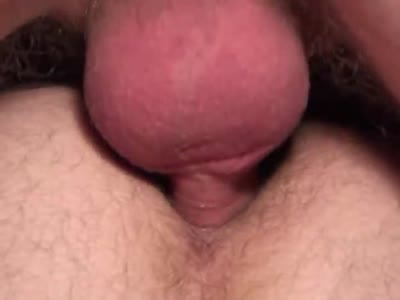 Cum Filled Hairy Hole