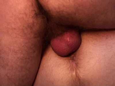 Cum Covered Hairy Hole