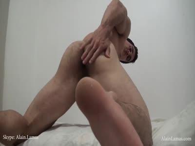 Hairy Ass Latino