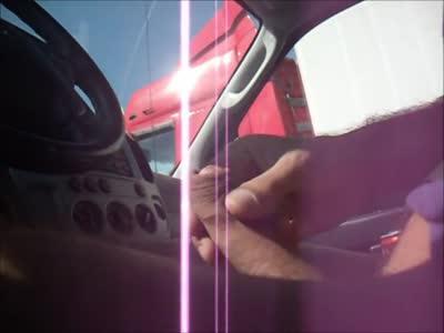 Trucker Flashing 4