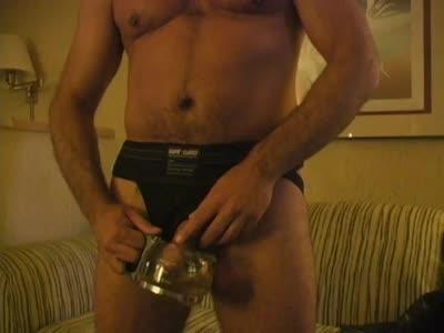 A Jock Cigar And Piss