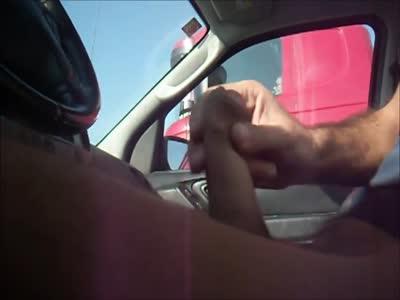 Trucker Flashing 5