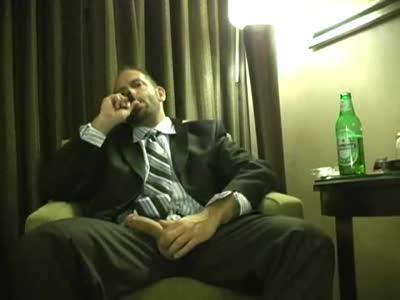 Cigar And Wank