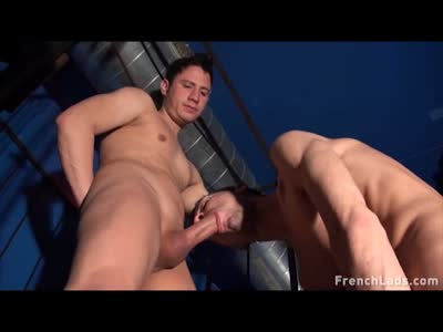 Cage-fucked By Huge Bo