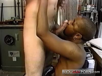 Hot Blue Collar Sex, 1