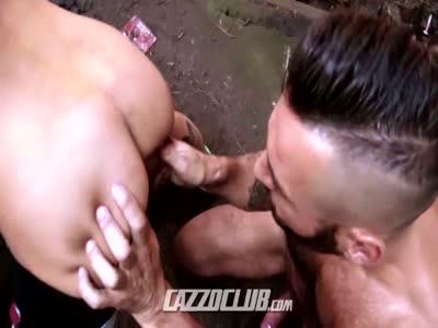 Big Cock Bareback Turn