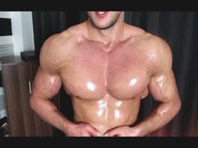 Naked Muscle Model