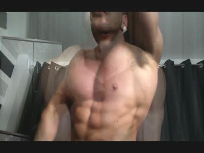 Up-close Pectoral Musc
