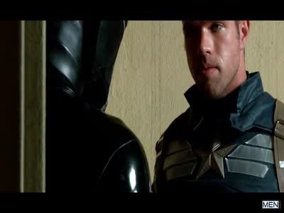 Captain America A Gay