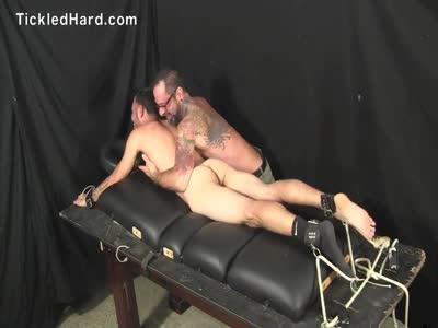 Evan Tickled