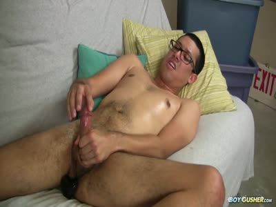 Erick And The Dildo -