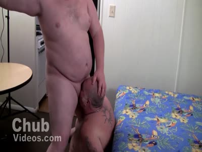 Daddy Gets Fucked