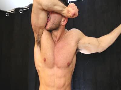 Muscle Man Armpit Powe