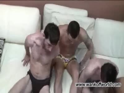 Home Video Orgy