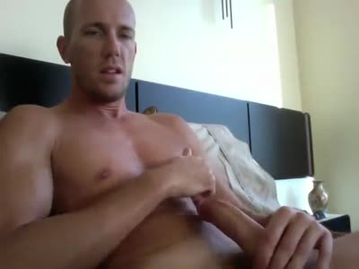 Hot Man With A Huge Co