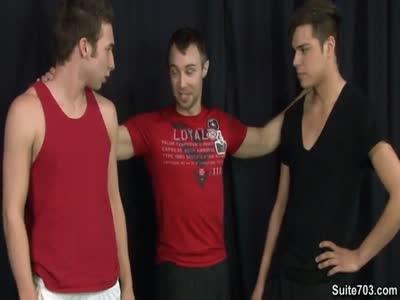 Aaron, Damon And Devon