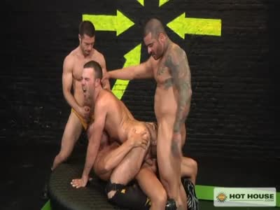 The Hot House Orgy