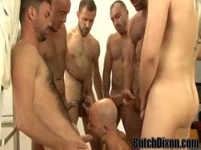 Butch Dixon Bukkake