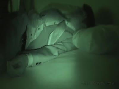 Fratboy Casey Sleeping