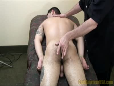Hot Latino Rubbed And