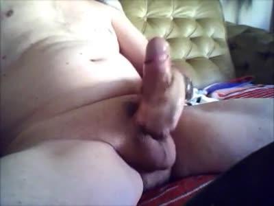 Bating My  Cock