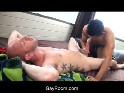 Gay Room Wake Up Call