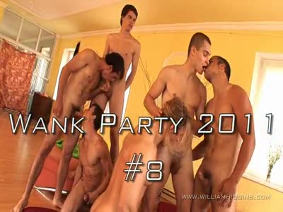 Wank Party 2011 Part 8