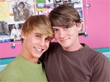 Gay Porn from GayLifeNetwork - Two-Guys-Chatting