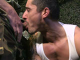"gay porn The Drill Sergeant 3 || Drill Sergeant Paul Walker is joined by Sergeant Paddy O'Brian in the third episode of ""The Drill Sergeant"". And it's an orgy! Dean Phoenix and super hot Scott Hunter are the bottoms for Paddy, Paul & Jay Roberts!"