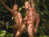 gay porn Lords Of The Jungle - Part 8 || Marc offers up his tight ass, which Jake makes his own!