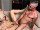 gay porn The 3 Way Kiss || Dean Monroe gets the full treatment from Joe and CJ Parker