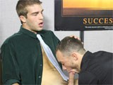gay porn Fucked By The New Guy || It's Hard Working With Porn All Day - Real Hard! Austin Ried Is Figuring That <br /><br />out, and When Kirk Cummings Tells Him He's Always Horny They Waste Little Time <br /><br />satisfying Their Hunger! Lots of Mutual Sucking Leads to Kirk Bending Over for <br /><br />the New Boy, and Austin Is Quickly In That Ass and Fucking It Hard, Ending With <br /><br />two Awesome Loads!