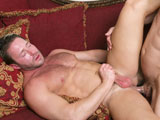 gay porn Afternoon Delight || Sexy top Joe Parker fucks beefy bottom Chad Glenn int he ass